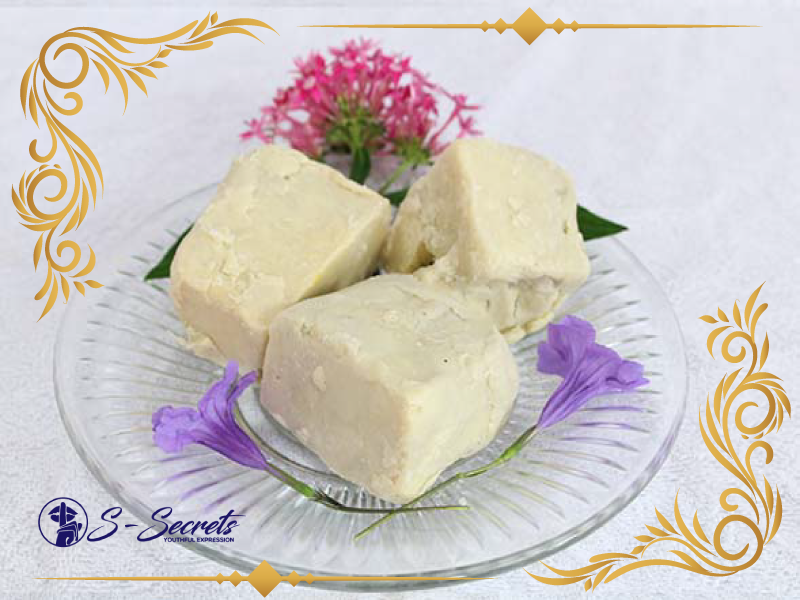 Read more about the article White/cream shea butter